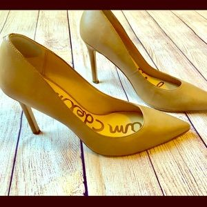 Sam Edelman tan pumps - 9.5 NARROW